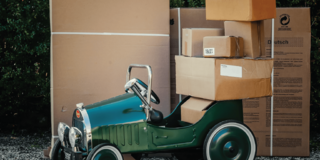 Logistics and delivery management for small businesses
