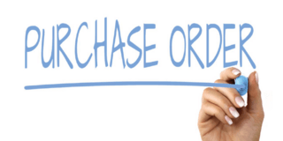 Purchase Order Illustration