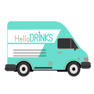 Camion HelloDrink